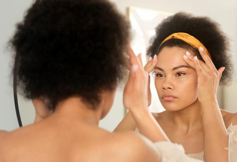 sintomas de estresse na pele
